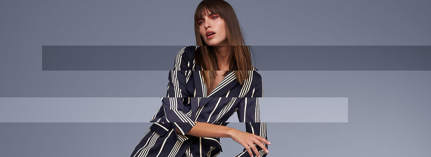 Suit up - All over Looks