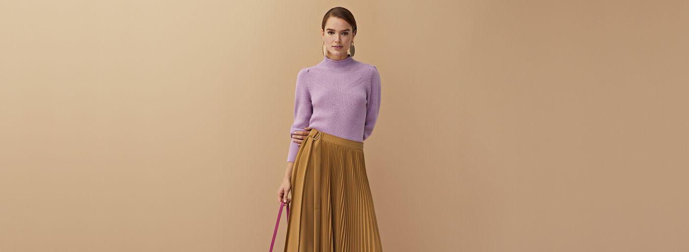 Trend color mauve