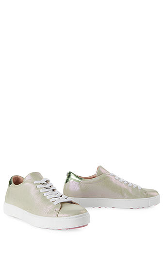 low top sneakers - Metallic Marc Cain seVkY4e4v