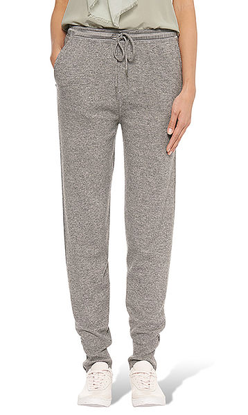 Feel-good item: Pants with cashmere