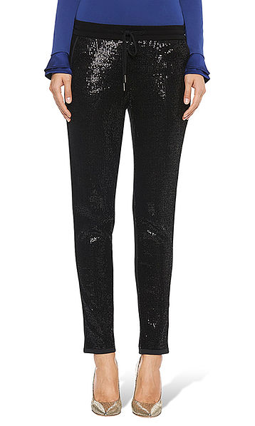 Jogging Pants with sequins