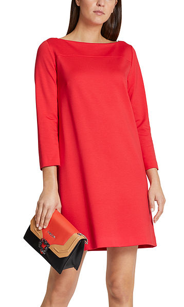 Striking tunic dress