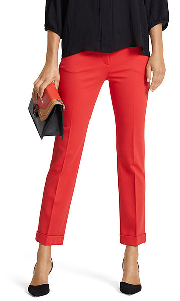 Business Pants in jersey