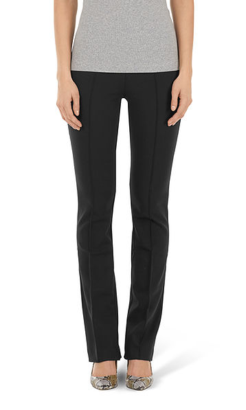 Elasticated business trousers