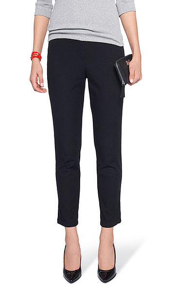 Pantalon stretch longueur chevilles