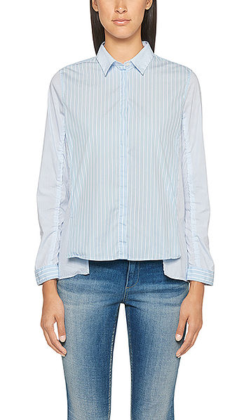 Casual striped blouse