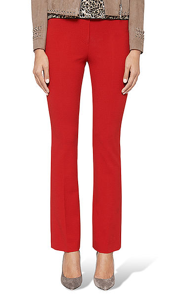 Stretch flared Pants