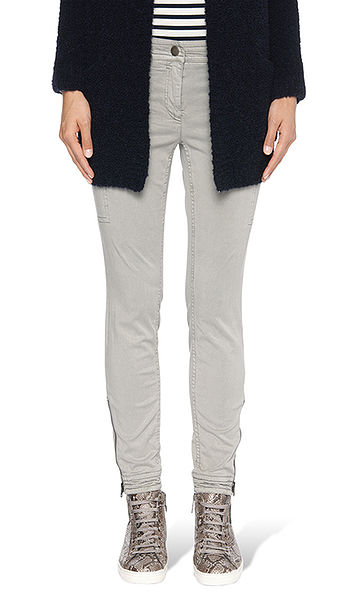 Cool trousers with zip