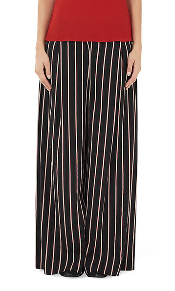 Very wide culottes