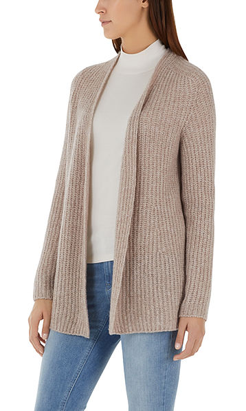 Knitted jacket 100% Made in Germany