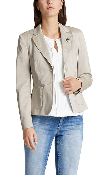 Blazer en stretch