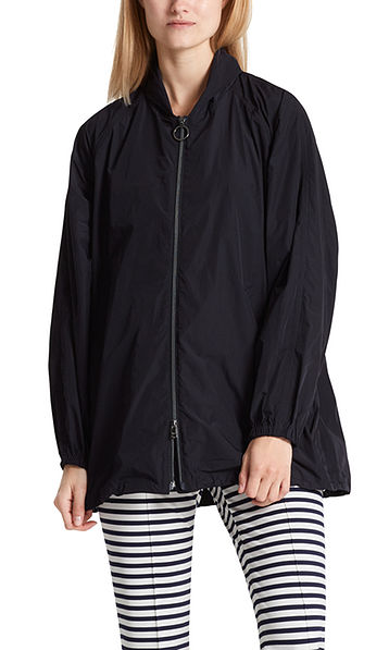 Outdoorjacke aus Nylon Taft