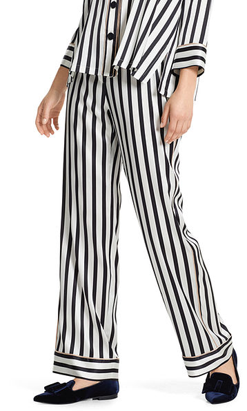 Striped pyjama pants