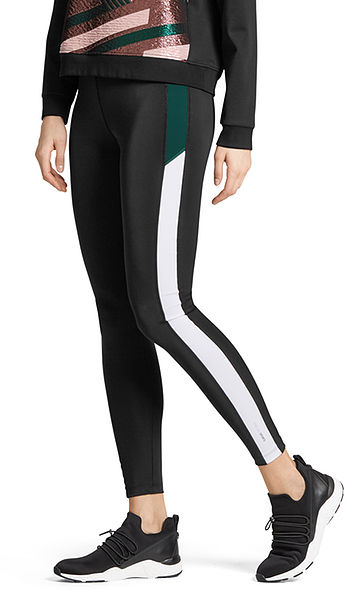 Leggings aus Technostretch