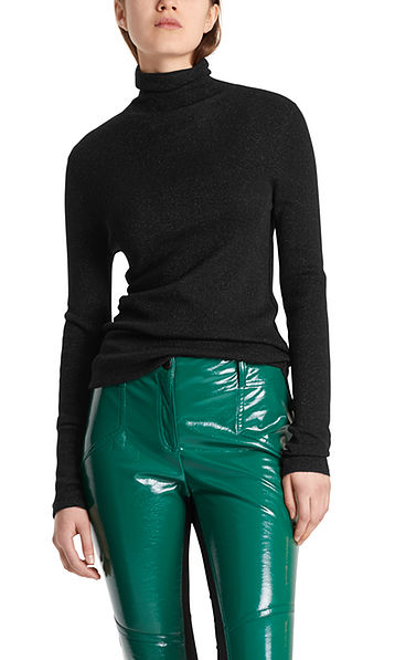 Pullover mit Schimmer-Effekt