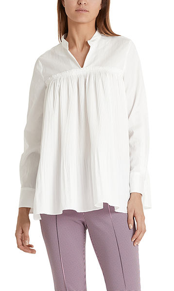 Schwingende Bluse